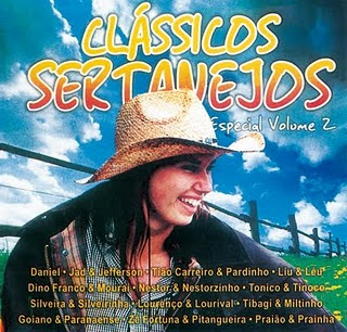 CD Clássicos Sertanejos - Especial Vol.2