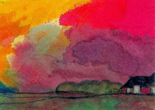 emil nolde Emil nolde: emil nolde, german expressionist painter, printmaker, and watercolourist known for his violent religious works and his foreboding landscapes born of a peasant family, the youthful nolde made his living as a wood-carver he was able to study art formally only when some of his early.