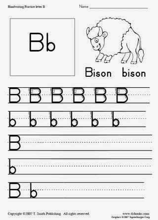 Tlsbooks Handwriting Worksheets