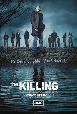 The Killing on Netflix