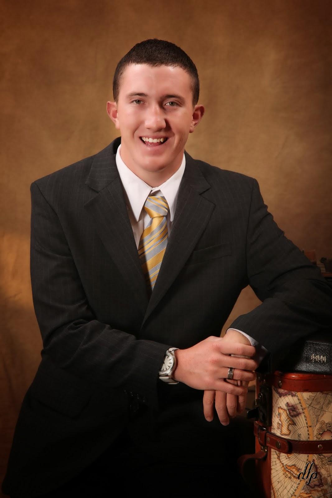 Elder Austin J Prisbrey
