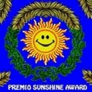 PREMIO SUNSHINE AWARD - NEXO DE UNION ENTRE  BLOGUEROS