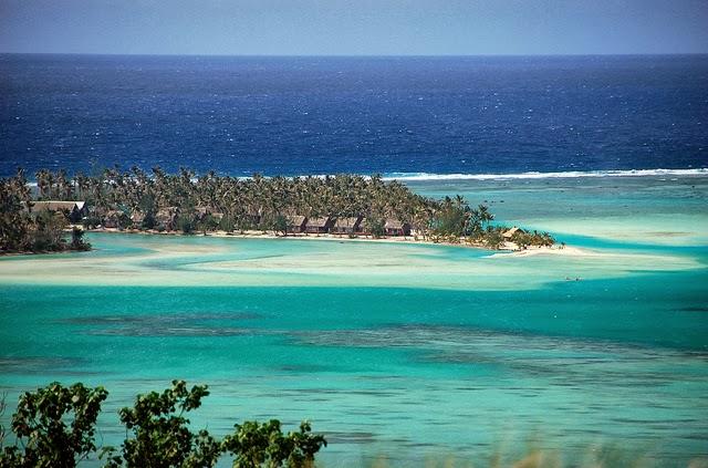 ssaa: أجمل الجزر المرجانية في العالم