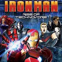 Iron Man - Rise of Technovore
