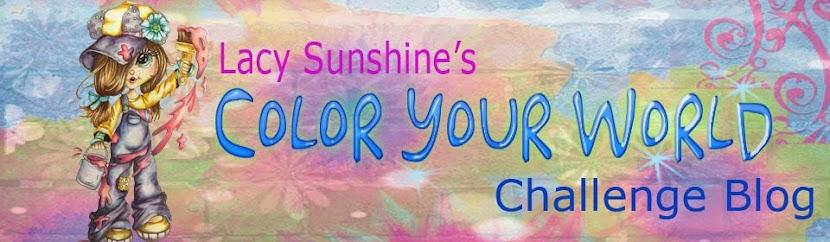 Lacy Sunshine Challenge Blog