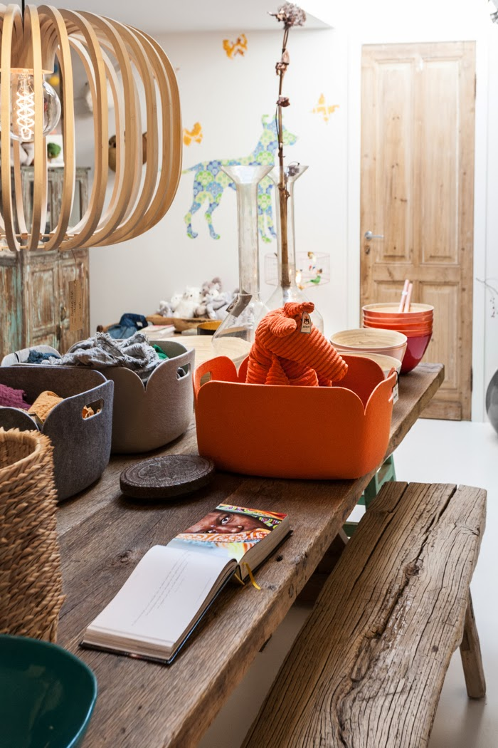 Couleur Locale conceptstore  in Knokke