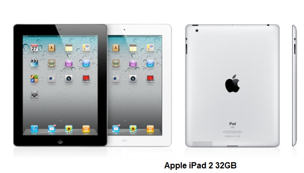 Apple iPad 2 32GB specs