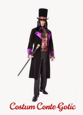 Costum Conte Gotic