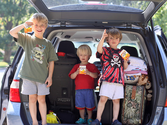 Amazing Road Trip Hacks for the Whole Family