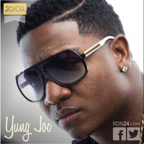 20 de septiembre | Yung Joc - @IAMYUNGJOC | Info + vídeos