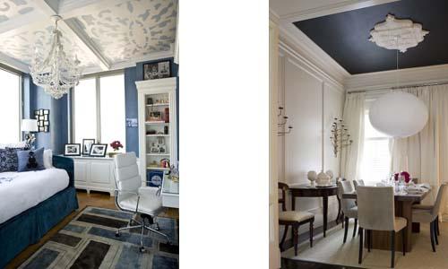 Fotos de techos decorados ideas para decorar dise ar y for Imagenes de techos decorados