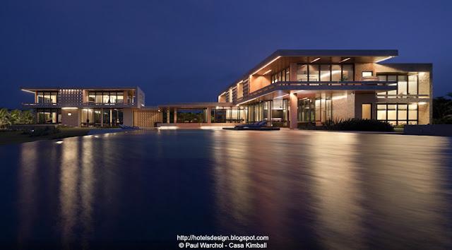 les plus beaux hotels design du monde casa kimball by rangr studio cabrera republique. Black Bedroom Furniture Sets. Home Design Ideas