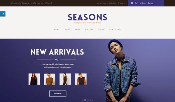 seasons-wordpress-woocommerce-theme