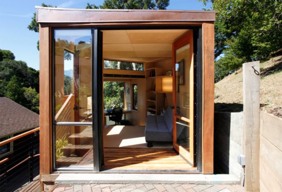Future Tech: 16 Modern Tiny Homes Tiny Houses For Tiny Mortgage Loans?