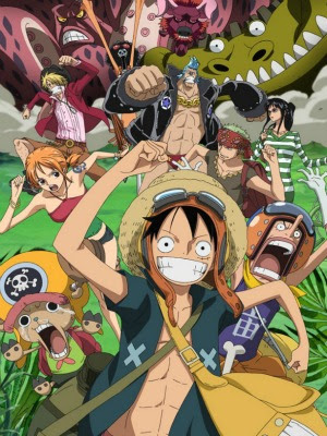 One Piece Movie 10 - Strong World Vietsub (2009) -