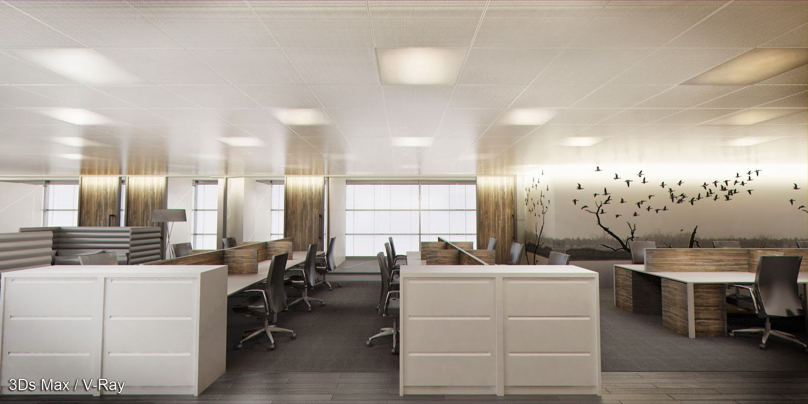 Viz tech support for companies and artists 3ds max 3d for Office design 3d