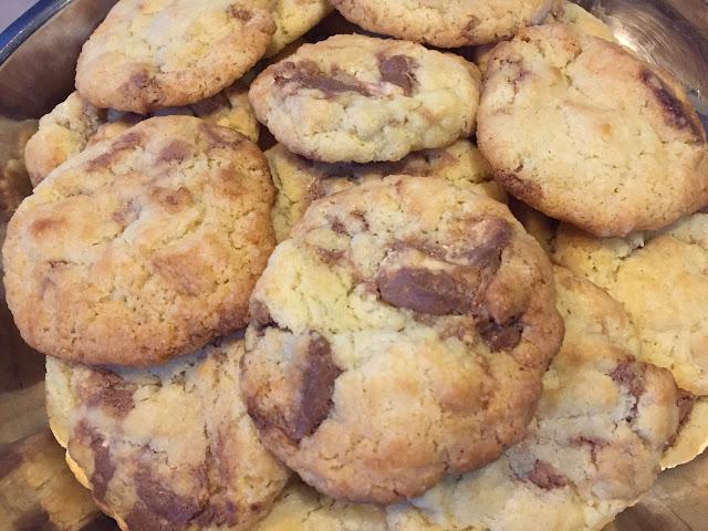 Cookies rapides aux Chocobons