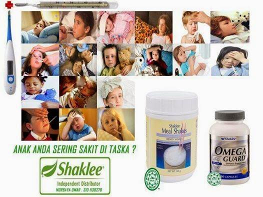 meal shake omega guard