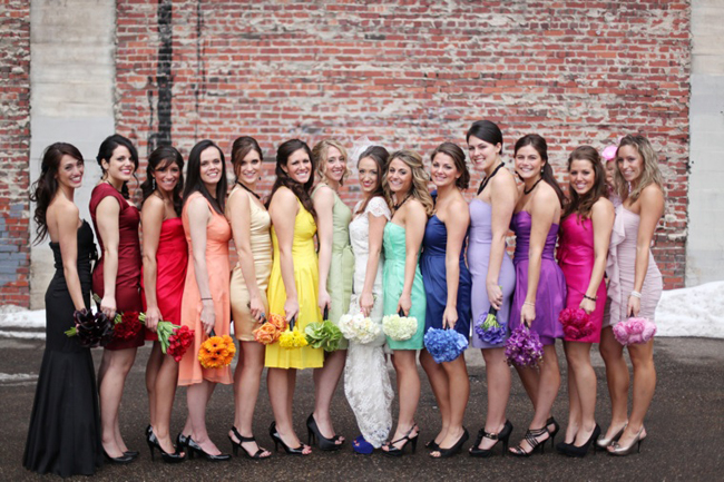 Color of The Year 2013 For Wedding Here Are Some of The Best Ways