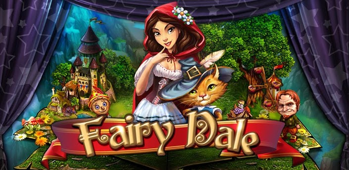 fairy tale world and unravel all of its mysteries lead the fairy dale