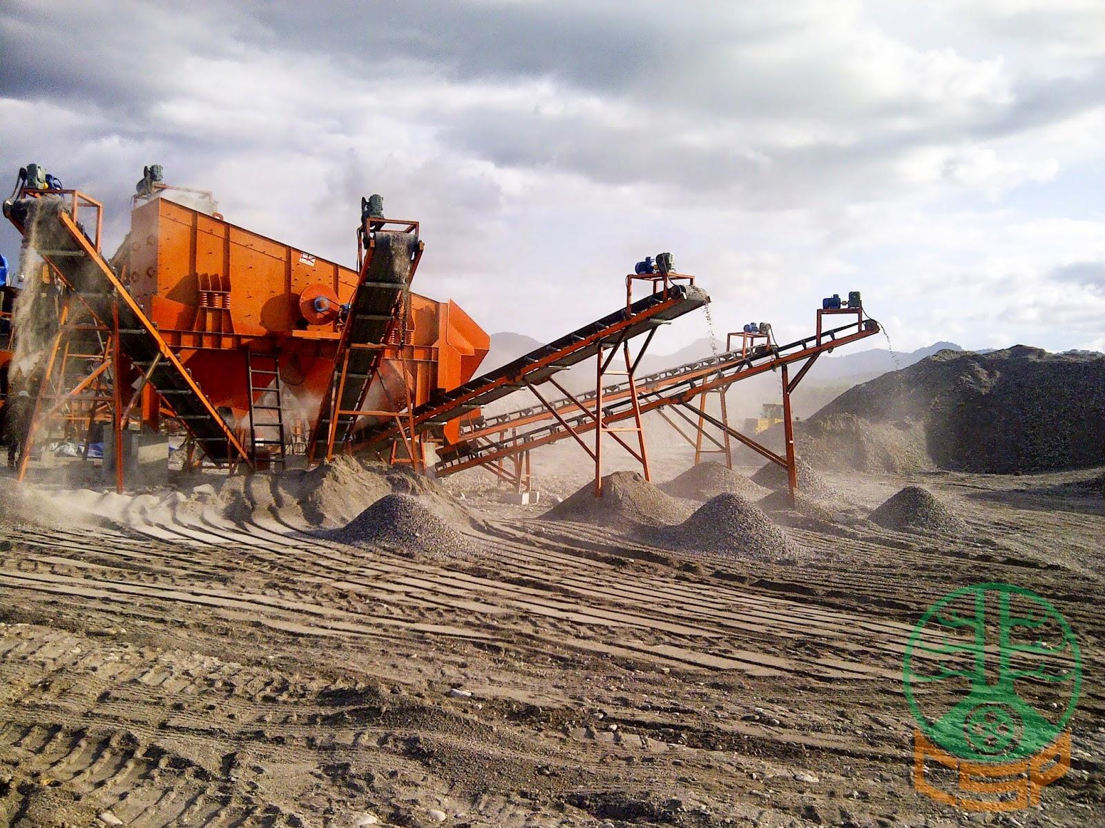 Project CSP Stone Crushing Plant 100-120 Tph PT Hutama Karya Wilayah 7, Oe Cusse - Timor Leste (07)