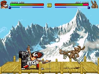 brutal snes rom videojuego descargar gratis