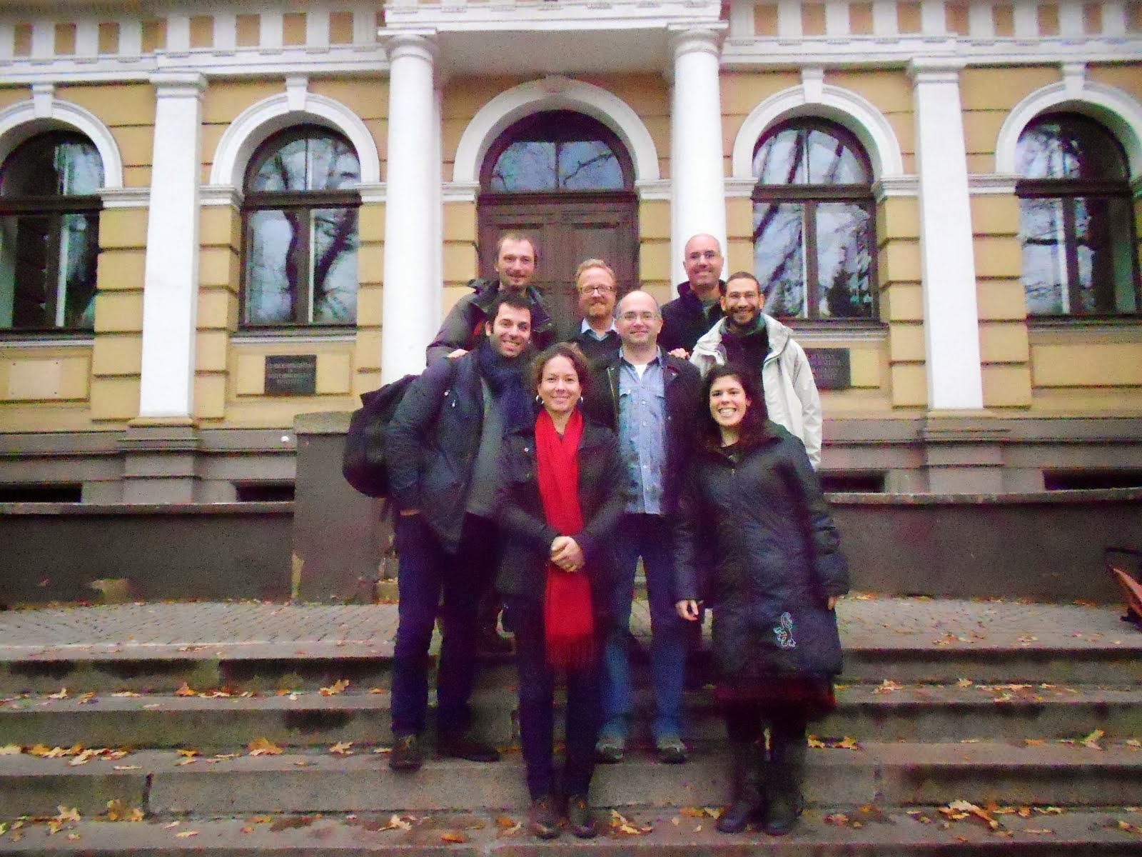 SCB-ES Board, Riga, October 2013