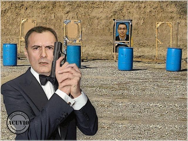 Victor Ponta urmărit penal Funny photo Florian Coldea