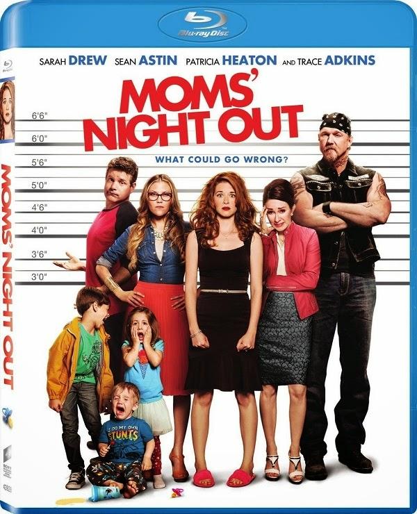 [ดูหนัง HD ออนไลน์ มาสเตอร์] Moms Night Out 2014 คืนชุลมุน คุณแม่ขอซิ่ง [พากย์ไทย]