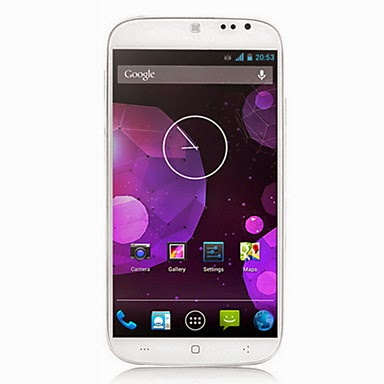 Móvil Kingzone S1 Android pantalla QHD