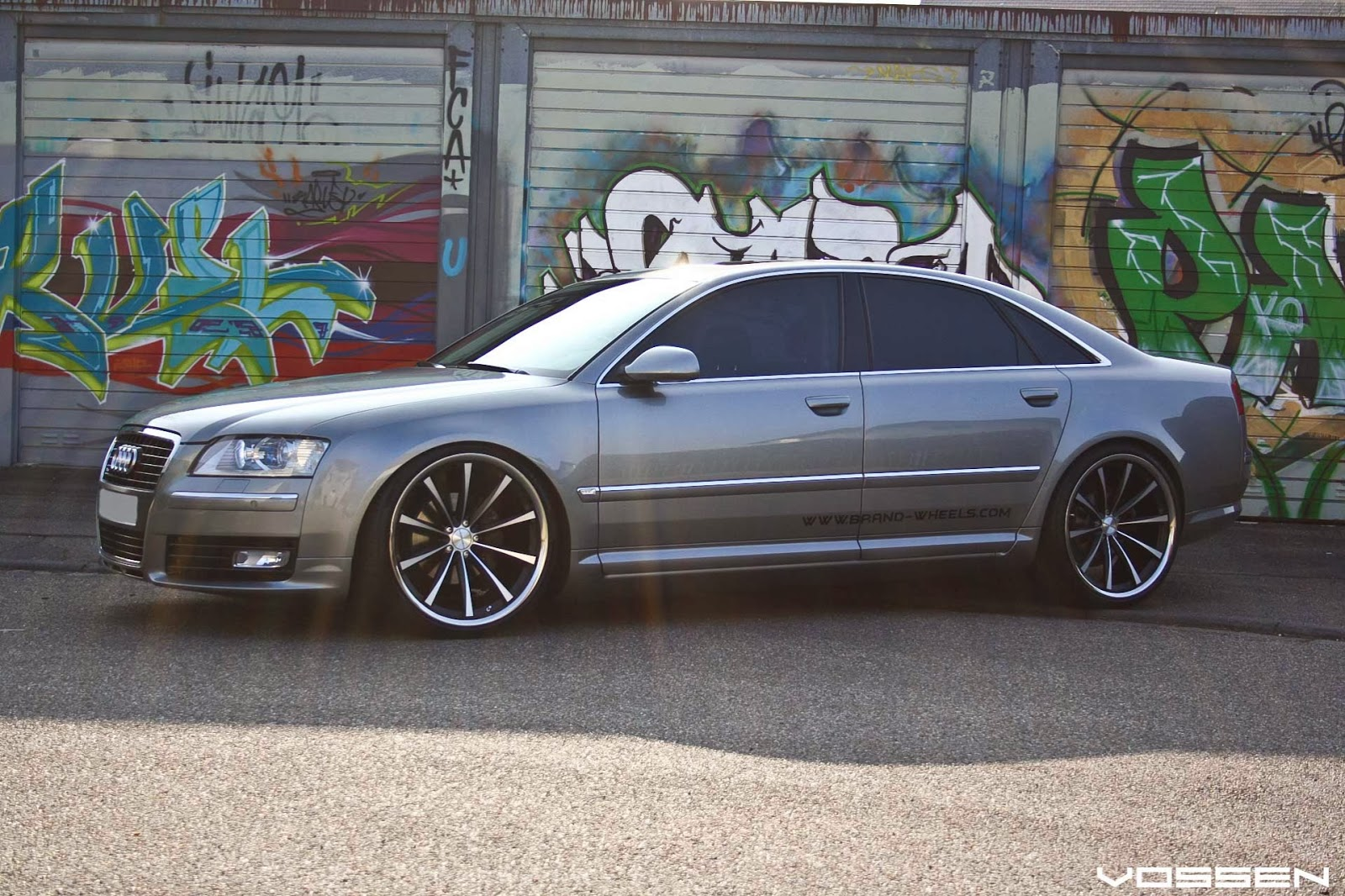 Car Wallpapers And Videos Audi A8 Tuning Wallpapers