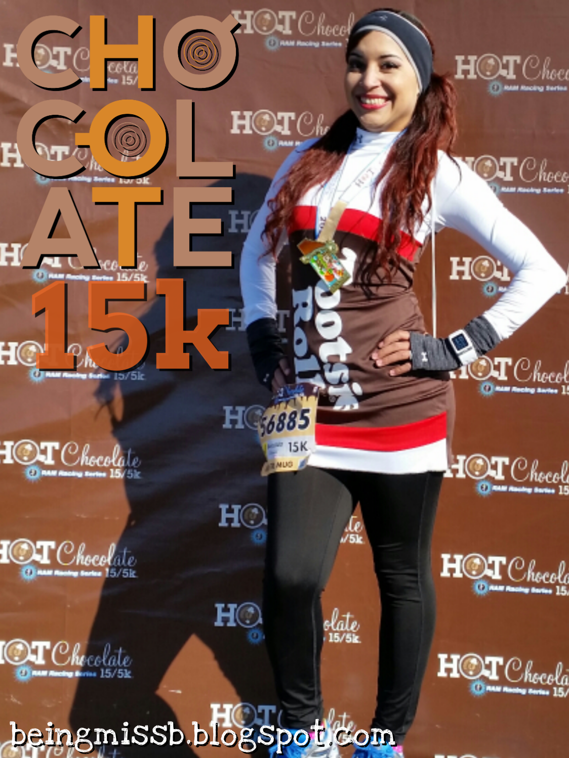 benilda blogs: Hot Chocolate 15k