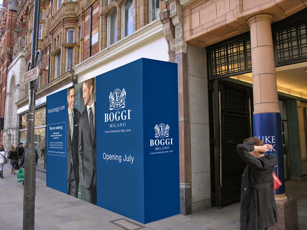 Signcraft - Sloane Street, London