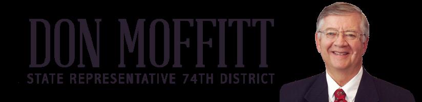 Illinois State Representative Donald L. Moffitt