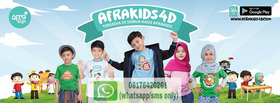 Busana Muslim Anak Islamic Education