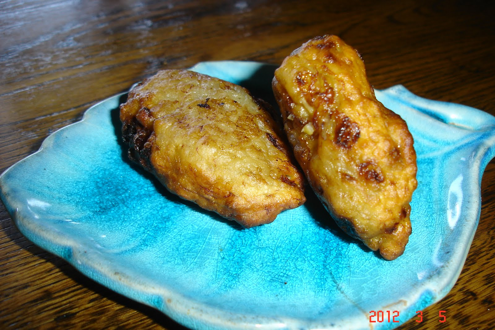 Kuih Kodok Recipe (Malaysian Fried Banana Fritters) Recipe ...
