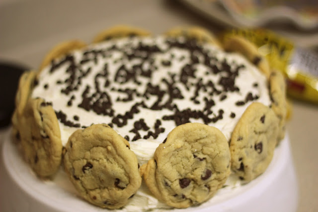 Chocolate Chip Cookie Ice Cream Cake Recipes — Dishmaps