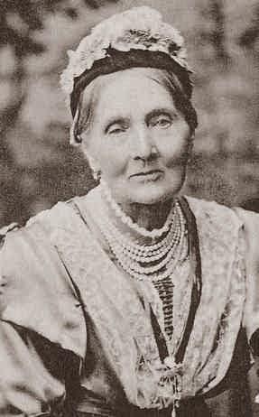 Duchesse de Modène, née Adelgunde de Bavière 1823-1914