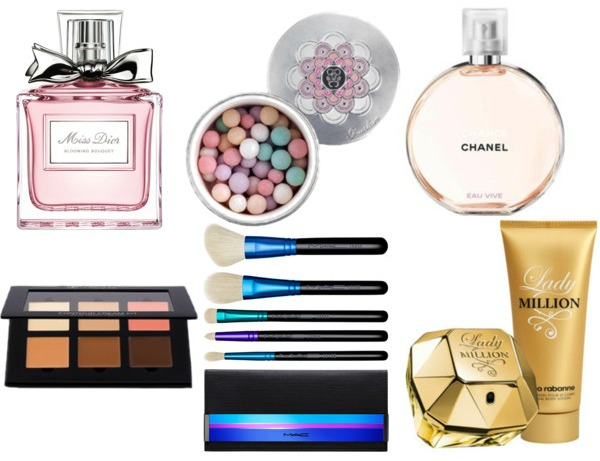 Christmas Beauty Gifts Ideas for under €100
