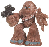 Galactic Heroes Chewy aka Wooooookie