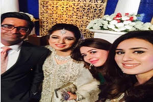 Maria Memon Wedding Pictures
