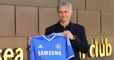 Jose Mourinho Returns