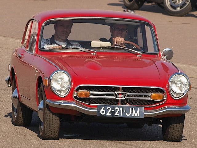 Honda Vintage Cars