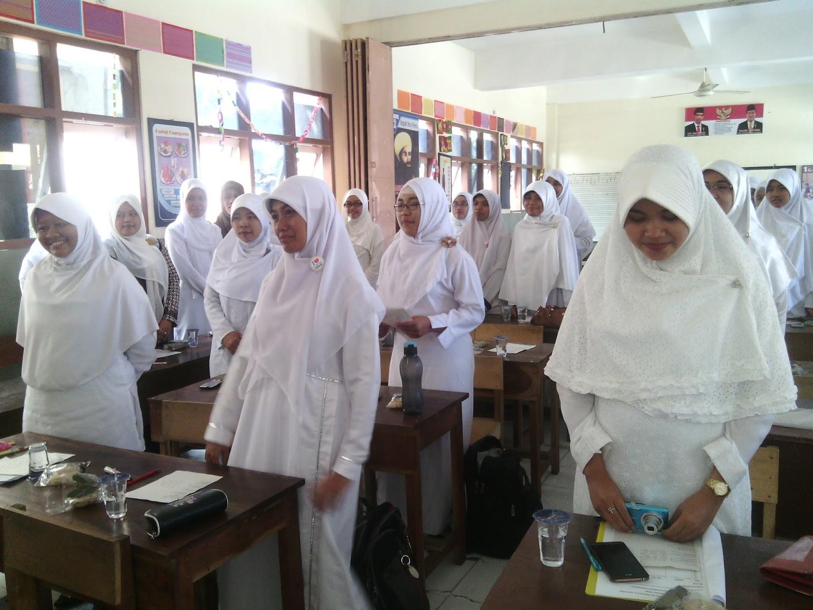 Nasyiatul Aisyiyah Ranting SDMT Gelar Pertemuan Perdana