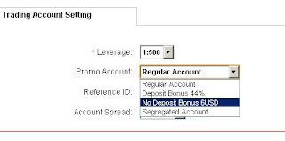 Pilih - No Deposit Bonus 6 USD
