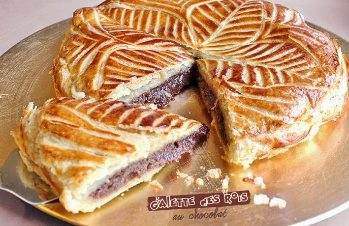 galette des rois au chocolat il 233 tait une fois la p 226 tisserie