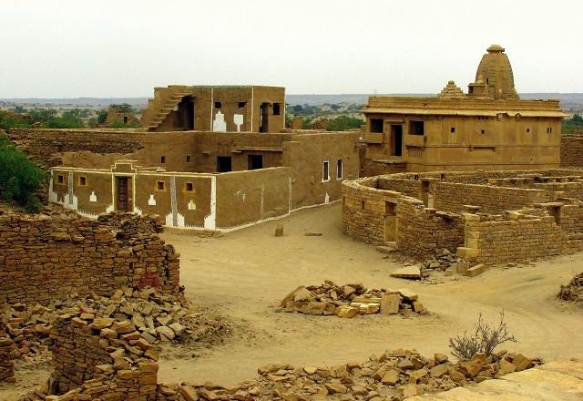 Kuldhara Chudail Trail in Jaisalmer, Rajasthan