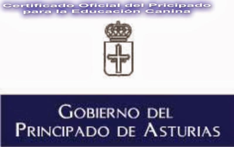 CERTIFICACIÓN PRINCIPADO ASTURIAS