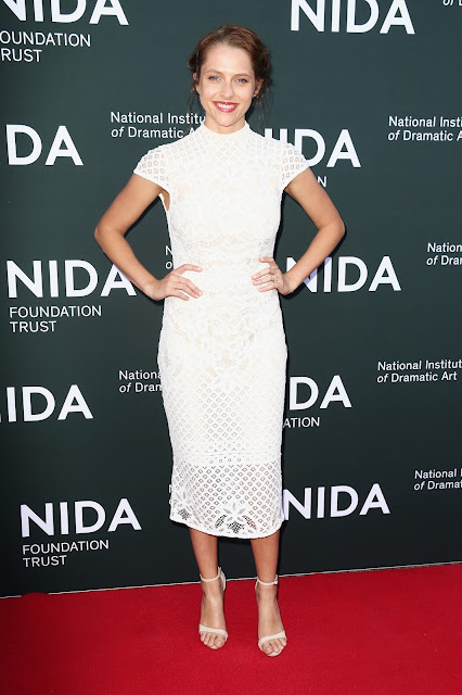Actress, Model, @ Teresa Palmer - NIDA Graduate School Launch in Sydney