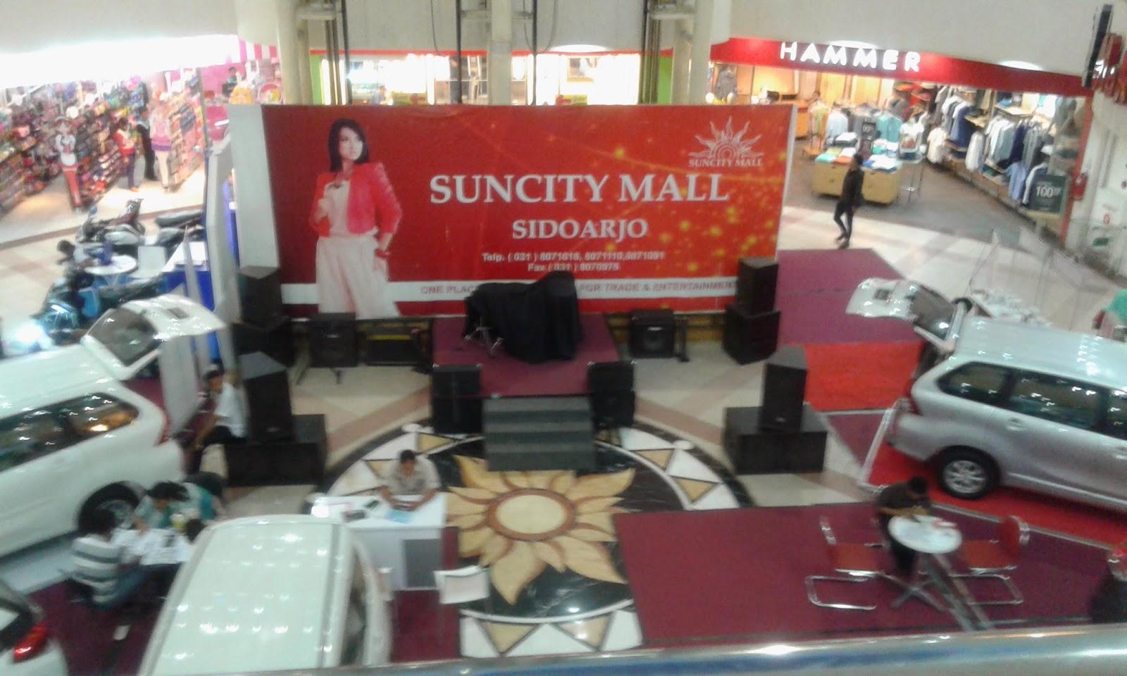 Sun city mall sidoarjo